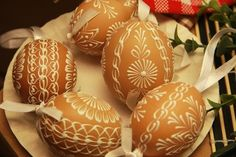 Veľkonočné tipy: Ozdobte si kraslice na 5 rôznych štýlov Stylus, Eggs, Easter, Breakfast, Cake, Desserts, Food, Breakfast Cafe, Pie Cake