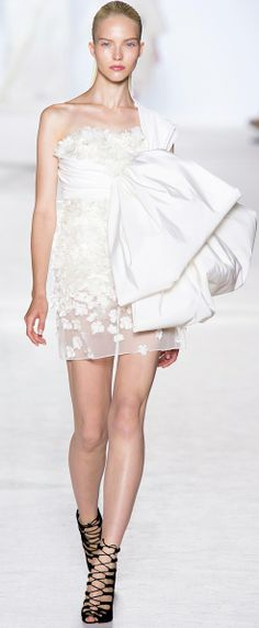 Giambattista Valli, Winter 2013-2014 Haute Couture.