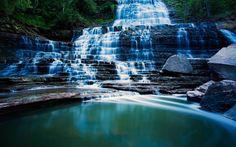 #4k wallpaper waterfall (3840x2400)