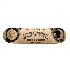 Ouija Skate Board Decks.  $59.95