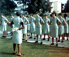 Women Army Corp Graduation - Fort McClellan, Alabama