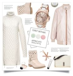 """Expect Nothing, Appreciate Everything"" by marina-volaric ❤ liked on Polyvore featuring Acne Studios, Ted Baker, Alexander Wang, Twin-Set, Proenza Schouler, Aamaya by priyanka, By Terry, MAC Cosmetics, CB2 and Nails Inc."
