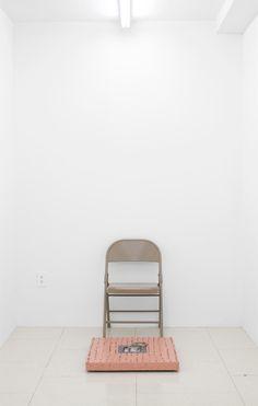 Unbearable Lightness of Contemporary Art Folding Chair, Minimalism, Objects, Posts, Artists, Inspiration, Furniture, Home Decor, Sculpture