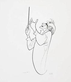 Al Hirschfeld caricatures - Google Search