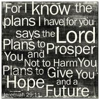 I love this verse, it is so comforting.