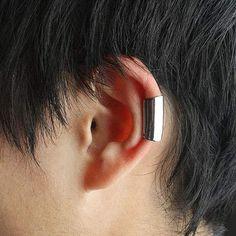 LM-C069 Europa estilo personalizada estilo Punky Del manguito del oído simple aleación de liquidación sin oreja perforada clip de oreja