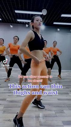Easy Ab Workout, Leg And Glute Workout, Mini Workouts, Gym Workout For Beginners, Gym Workout Tips, Fitness Workout For Women, Thin Thighs Workout, Exercise To Reduce Thighs, Dance Workout Videos