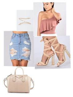 """""""Stylish prune street vs classy"""" by razhanewiggins on Polyvore featuring Givenchy"""