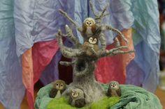 Our craft circle at Portland Waldorf School by Frontier Dreams, via Flickr