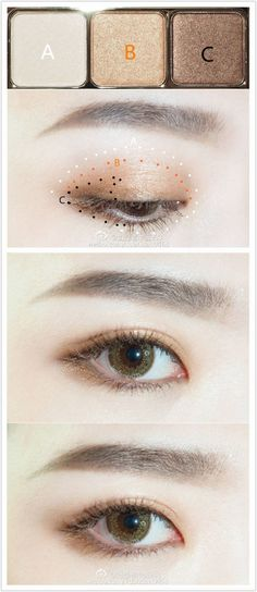 Natural make up #make up #eyemakeup