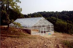 Greenhouses - The American Classic: AC 2500 Series