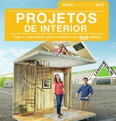 """O catálogo """"Projetos de Interior"""" da Leroy Merlin"""