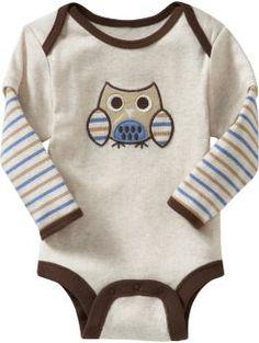 cute hoots: Old Navy Baby Boy Owl Stuff