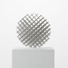 François Morellet / sphere trames, 1966