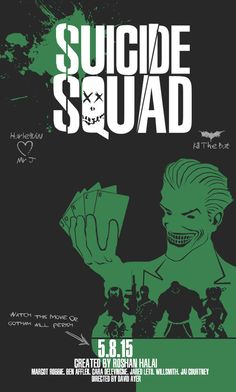 Suicide Squad by Creator Roshan Halai
