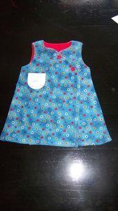 petite robe (6 mois)