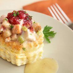 Pepperidge Farm® Puff Pastry: Turkey & Stuffing Shells