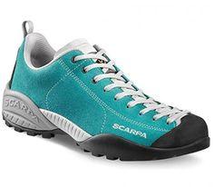 Scarpa Damen Freizeitschuhe türkis 38 1/2 - http://on-line-kaufen.de/scarpa/tuerkis-scarpa-schuhe-mojito-leather