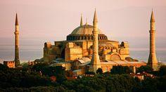 Hagia Sophia-Constantinople