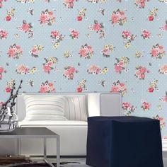 Papel de Parede Autocolante - Floral 146832677 » Papel de Parede Floral