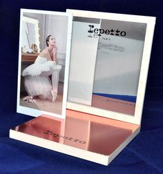 Presentoir Display PLV Publicité DE Parfum Repetto Paris Ballerine | eBay