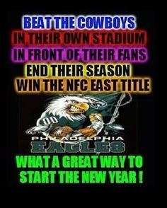 Fly, Eagles, Fly!!!!