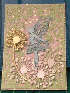 Die Cut Cards, Mermaids, Fairies, Ballerina, Ali, Birthday Cards, Mixed Media, Stamps, Card Making