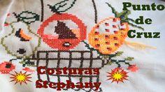 COSTURAS STEPHANY : Muestras de Punto de cruz y de Gancho