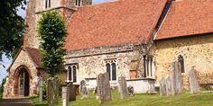 The Church - Ightham Parish Council built in the 12th century