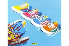 GOLF WANG X VANS – 2015 OLD SKOOL COLLECTION