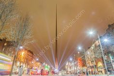 The Spire (Monument of Light), O'Connell Street, Dublin