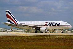 A320 From LACSA <3