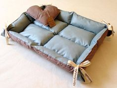Handmade reversible pet bed/mattress, suitable for small dogs & cats. In stock now Couch Pet Bed, Pet Beds, Dog Bed, Bed Mattress, How To Make Bed, Pet Clothes, Decoration, Small Dogs, Soft Fabrics