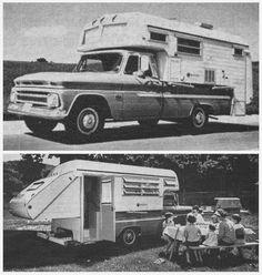 Chevrolet PickUp Camper