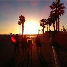 Sunset @ Huntington Beach