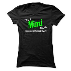 Mimi thing understand ST420