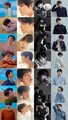 All Member #BTS #방탄소년단 #LOVE_YOURSELF 轉 'Tear' Concept Photo Full Version