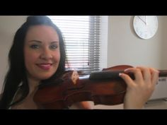 Violin Lessons - Violin Positions Exercise - YouTube