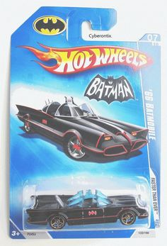 Hot Wheels DC Comic Batman Batmobile WalMart 75 Years Batcopter Brave Bold Set
