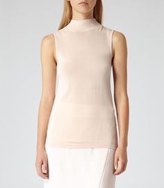 Reiss+Turin+HIGH+NECK+KNIT+on+shopstyle.com