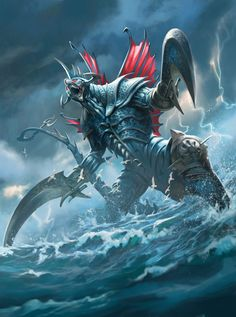 Gigan, Cyberclaw Terror by Jesper Ejsing : ImaginaryLeviathans All Godzilla Monsters, Godzilla Comics, Godzilla Franchise, Dnd Monsters, Monster Concept Art, Monster Art, Monster Design, Godzilla Wallpaper, Mtg Art