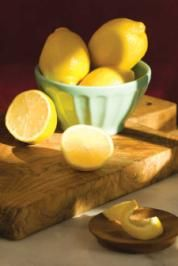 Nature's Spring Cleaning: Using lemons, vinegar, salt and baking soda as bases for household cleaners and laundry helpers.