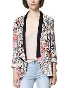 Kimono Blazers, for workdays and weekends alike.