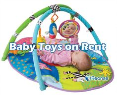 A young child's interest in toys changes quickly. So by spending money for buying toys, Better Rent a toys according to their interest at affordable prices - reonse.com