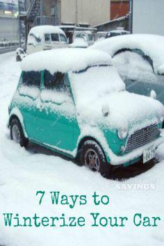 Winters coming! Get