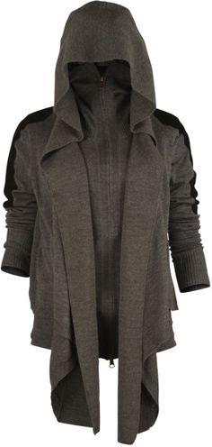Nicholas K Sw-266 Angus Hoody in Gray (art)