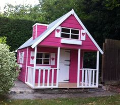 Childs-Wooden-2-Storey-Playhouse-Wendyhouse-6ft-x-6ft-to-6ft-x-8ft
