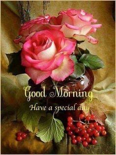 Special Good Morning Wishes Images Wallpaper Pictures Good Morning Sister, Special Good Morning, Good Morning Roses, Cute Good Morning, Good Morning Photos, Morning Pictures, Morning Wish, Morning Morning, Good Morning Greeting Cards