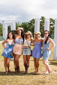 country festival outfits - Google Search