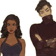 Black Cartoon Characters, Black Girl Cartoon, Black Love Art, Black Girl Art, Black Girl Aesthetic, Aesthetic Art, Foto Cartoon, Interracial Art, Afro Art